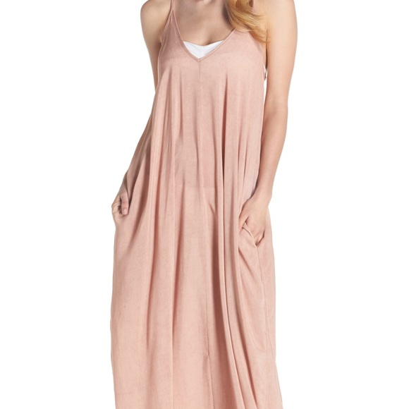 932e70e522409 Elan Swim | Womens Rose Vback Coverup Maxi Dress | Poshmark